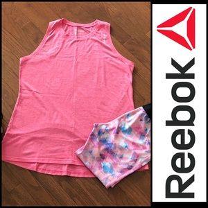 reebok women's jersey tank top